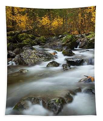 Fall Surge Tapestry
