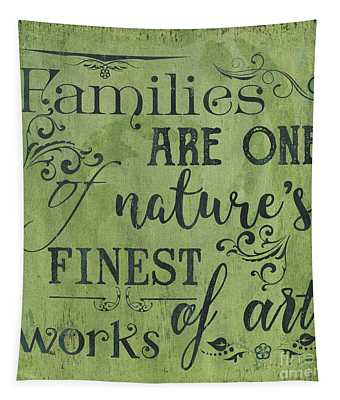 Families Are... Tapestry