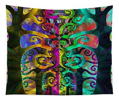 Family United Tapestry