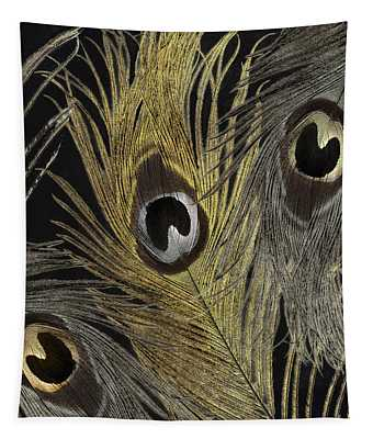 Fashion Feathers II Tapestry