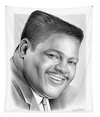 Fats Domino Tapestry