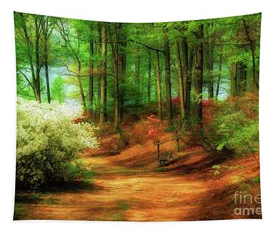 Favorite Path Tapestry