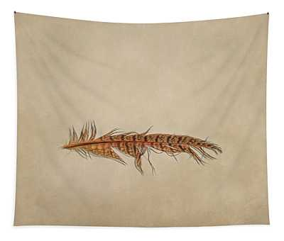 Feather 2 Tapestry