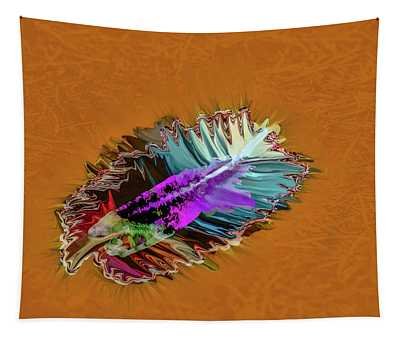 Feather #h8 Tapestry