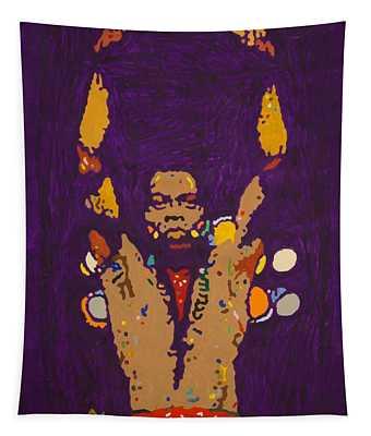 Fela Live Tapestry