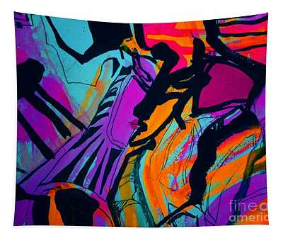 Femme-fatale-12 Tapestry