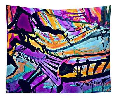 Femme-fatale-18 Tapestry