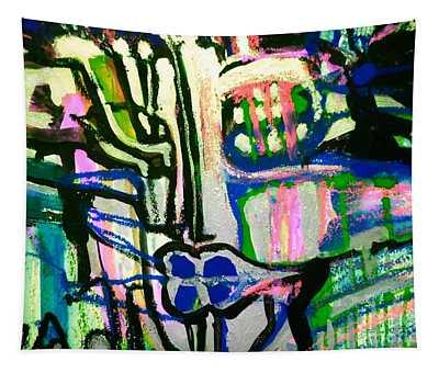 Femme-fatale-5 Tapestry