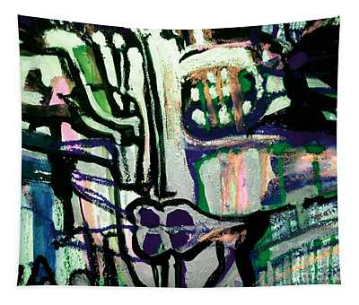Femme-fatale-6 Tapestry
