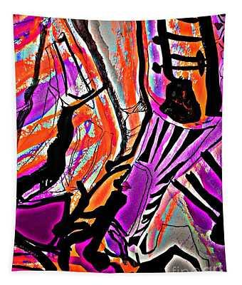 Femme-fatale-8 Tapestry