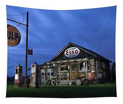 Ferland Motor Company Tapestry