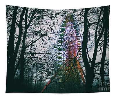 Ferris Wheel Tapestry