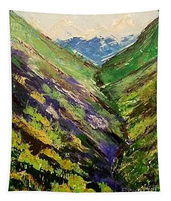 Fertile Valley Tapestry