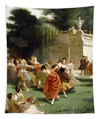 Fete Champetre Tapestry