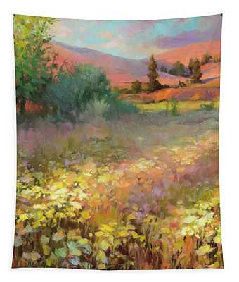 Field Of Dreams Tapestry