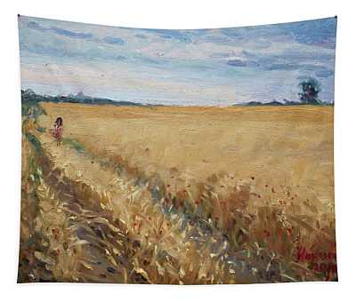 Field Of Grain In Georgetown On Tapestry