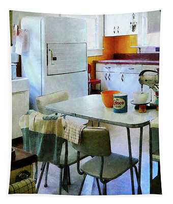 Fifties Kitchen Tapestry