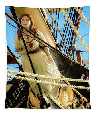 Figurehead - Falls Of Clyde Tapestry