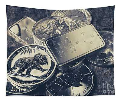 Finance And Commodities Tapestry