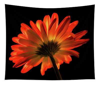 Fire Flower Tapestry