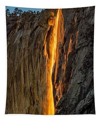 Firefall Tapestry
