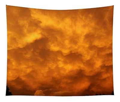 Firestorm Sky Tapestry