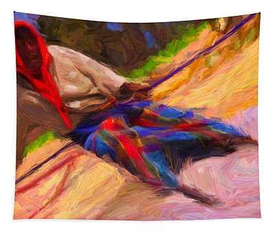 Fisherman Tapestry