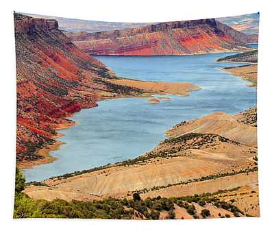 Flaming Gorge Tapestry