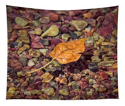 Floating Leaf Tapestry