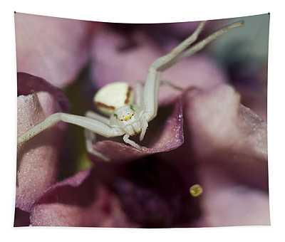 Flower Spider Tapestry