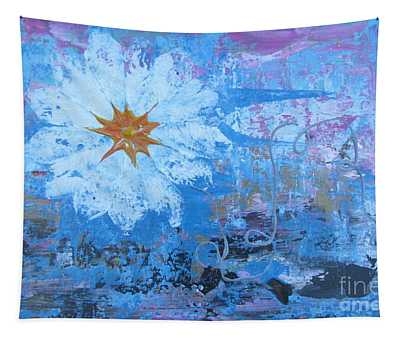 Flowers 19 Tapestry