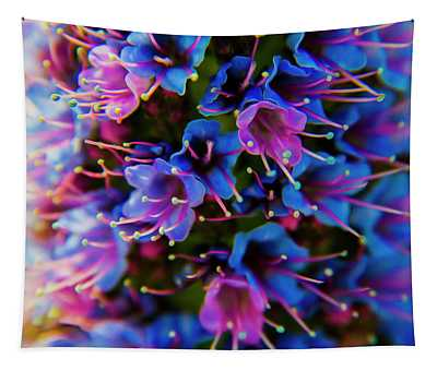 Flowers Tapestry