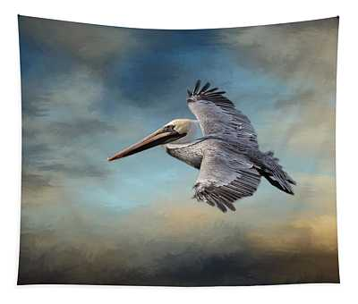 Fly Away With Me Tapestry