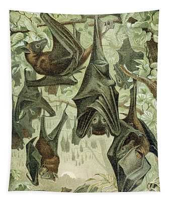 Flying Foxes Tapestry