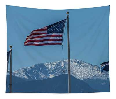 America The Beautiful Tapestry