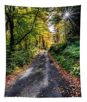 Follow The Sun Tapestry