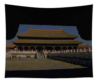 Forbidden City, Beijing Tapestry