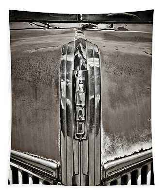 Ford Chrome Grille Tapestry