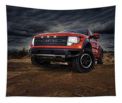 Ford F 150 Raptor  Tapestry