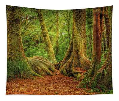 Forest Walk Tapestry