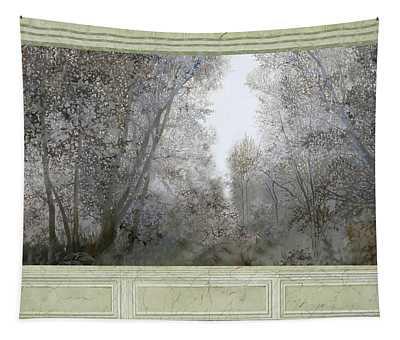 Foresta Di Marmo Fitto Tapestry