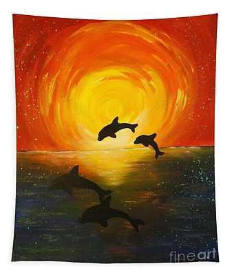 Forever Friends Tapestry