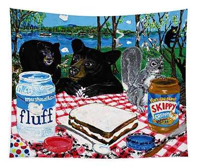 Skippy Wall Tapestries