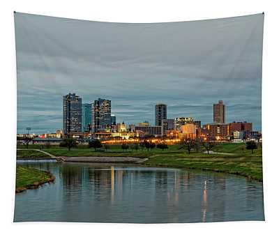 Fort Worth Color Tapestry