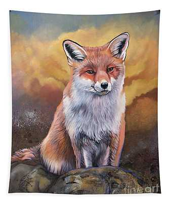 Fox Knows Tapestry