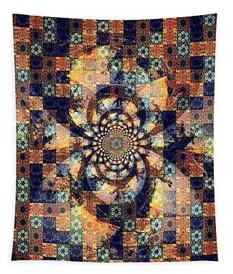 Fractals Within Fractals Within Tapestry