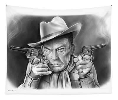 Fred Allen Tapestry