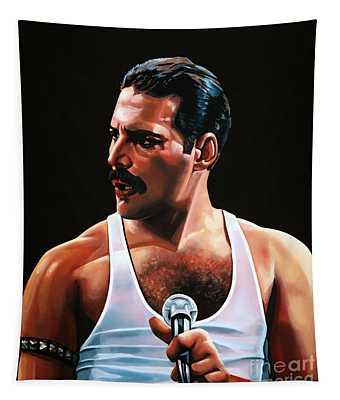 Freddie Mercury Tapestry