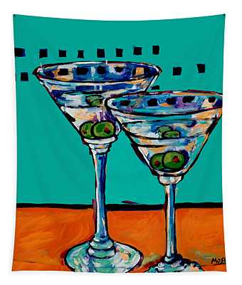 From One Dirty Martini To Another  Tapestry