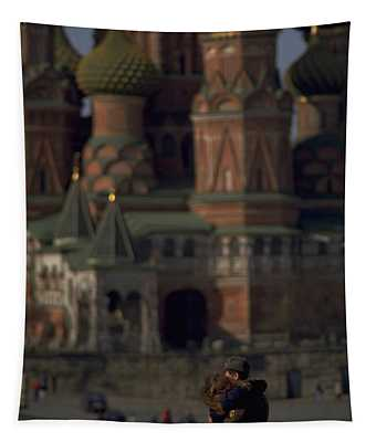 From Russia With Love Tapestry